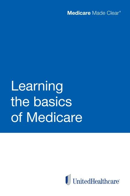 Learning the basics of Medicare